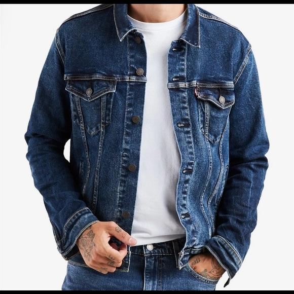 Levi's Men's Trucker Jacket Jean Jacket